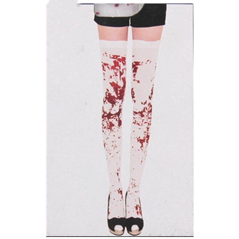 Skeleton Socks Ghost Print Fashion Costume - shopaholicsonlyco