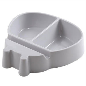 Garbage Holder Plate Dish Tray with Mobile Phone Holder - shopaholicsonlyco