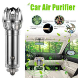 Car Air Purifier & Ionizer Bundle Of 2 - shopaholicsonlyco