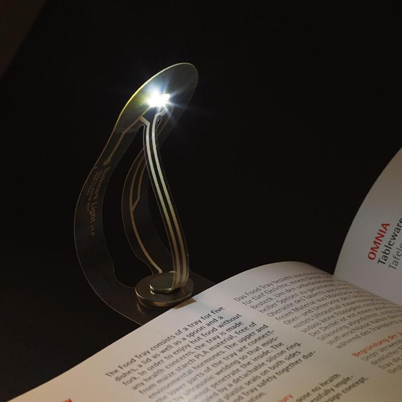 Mini Ultra Thin LED Book Light - shopaholicsonlyco