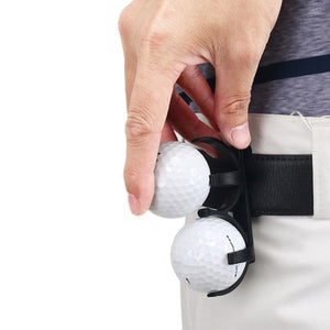 Golf Ball Holder Clip - shopaholicsonlyco