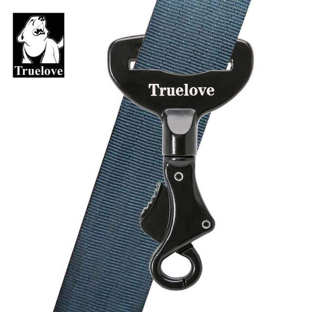 Pet Dog Seat Belt Lock Harness Collar Clip - shopaholicsonlyco