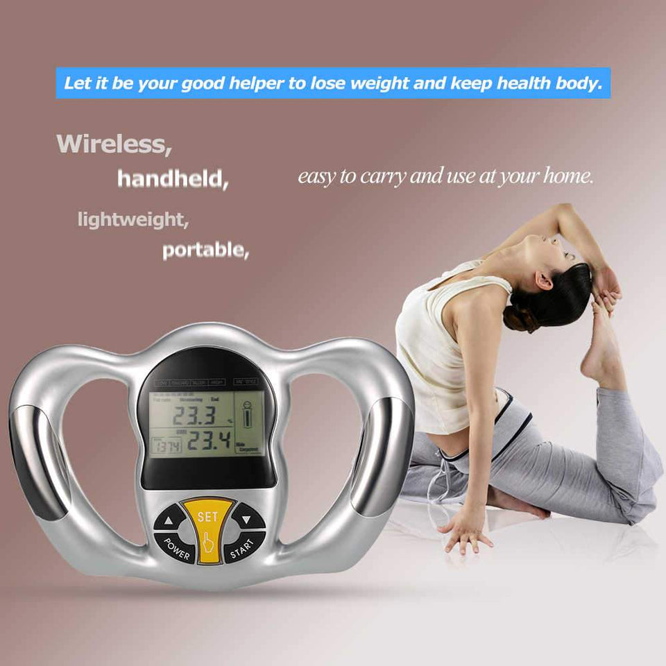 Health Care Analyzer Fat Meter Detection - shopaholicsonlyco