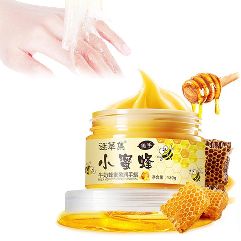 Honey Hand Wax Mask - shopaholicsonlyco