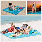 Portable Beach Mat - shopaholicsonlyco