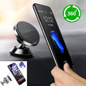 Magnetic Car Phone Holder - shopaholicsonlyco