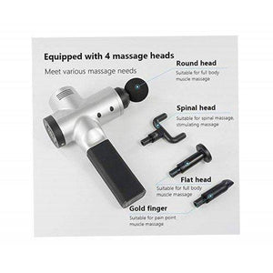 RecoverPro Therapy Massage Gun Two Pack - shopaholicsonlyco