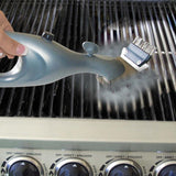 Stainless Steel BBQ Cleaning Brush - shopaholicsonlyco
