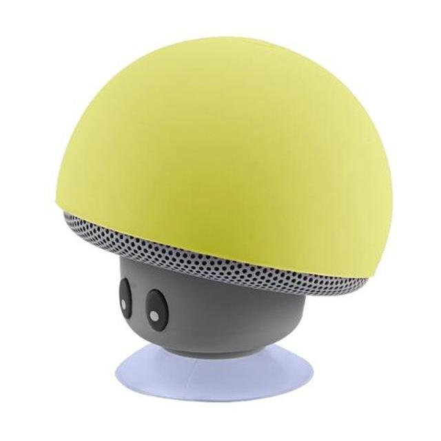 Mini Mushroom Bluetooth Speaker - shopaholicsonlyco