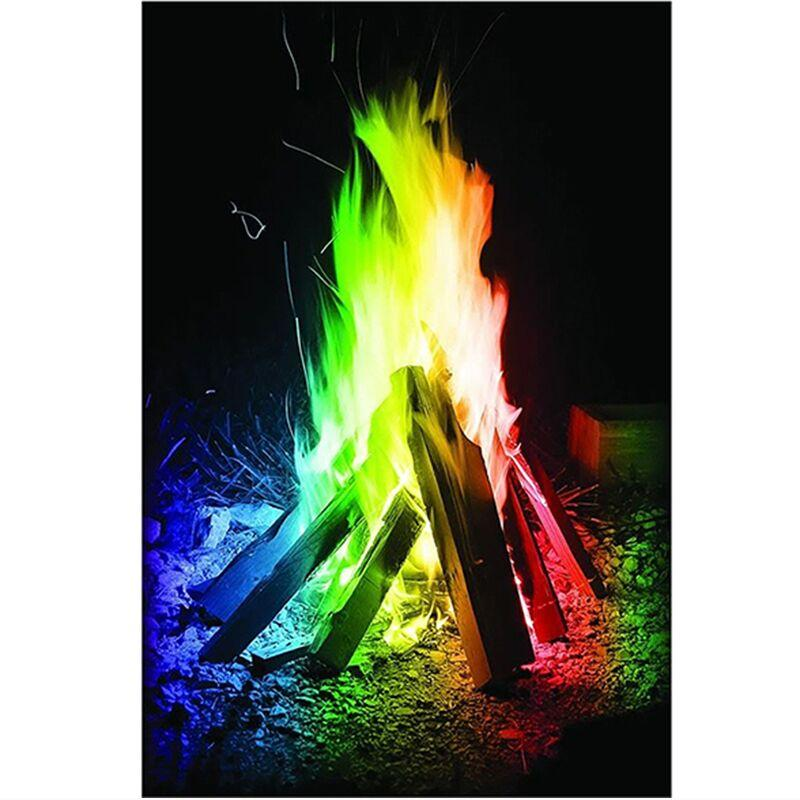 Multi Colored Pyrotechnics Sachet - shopaholicsonlyco