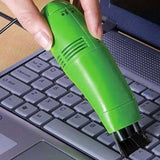 Mini USB PC Vacuum Cleaner - shopaholicsonlyco