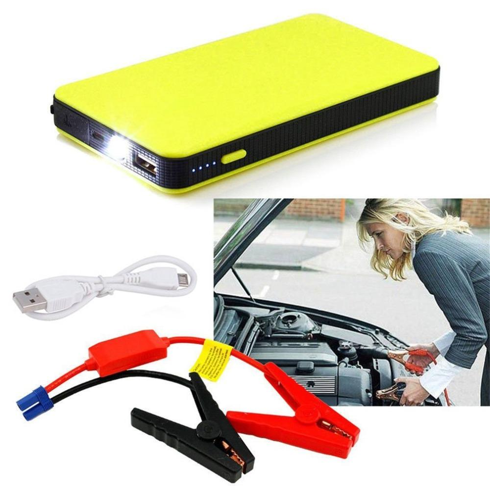 Mini Portable Car Battery Jump Starter - shopaholicsonlyco