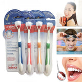 TriSide Toothbrush - shopaholicsonlyco