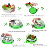 Salad Maker Cutter Bowl - shopaholicsonlyco