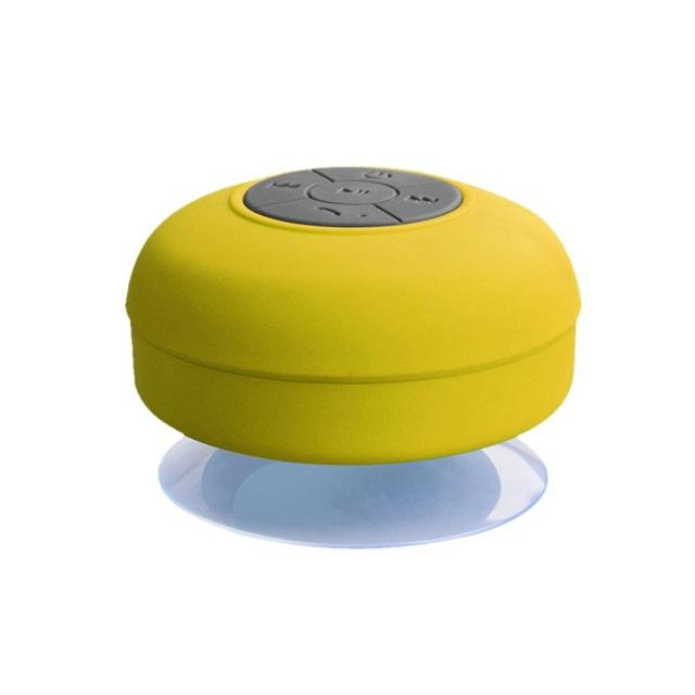 Waterproof Bathroom Bluetooth Speaker - shopaholicsonlyco