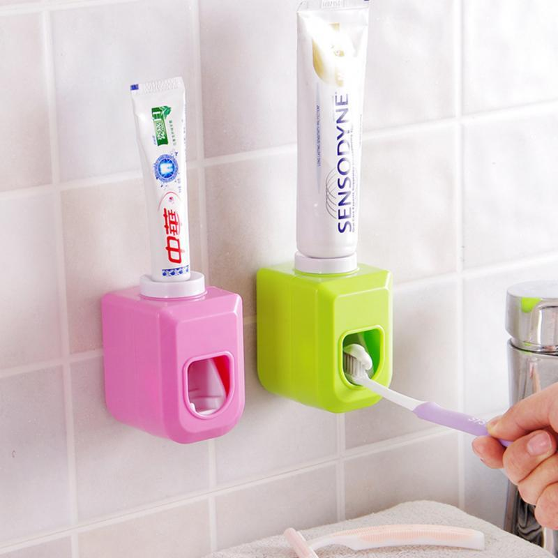 Automatic Toothpaste Dispenser - shopaholicsonlyco