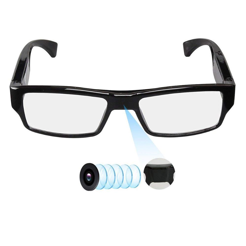 Mini Camera Glasses - shopaholicsonlyco