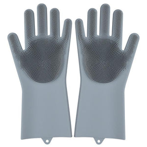 Silicone Dishwashing Gloves - shopaholicsonlyco