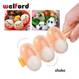 Rice Ball Mold Shake - shopaholicsonlyco