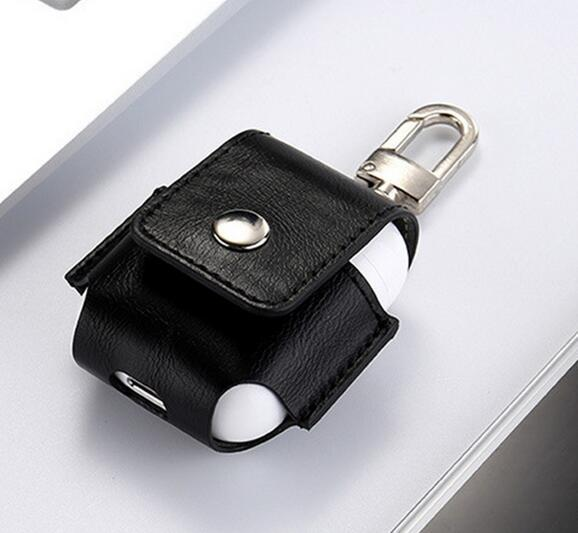 Airpods Leather Protective Cover - shopaholicsonlyco