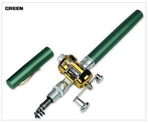 Pocket Fishing Rod - Bundle of 2 - shopaholicsonlyco