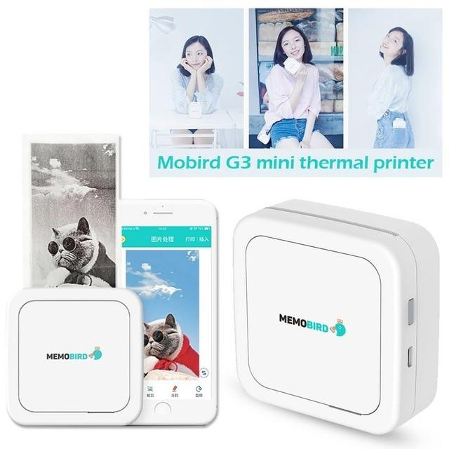 Pocket Mobile Printer - shopaholicsonlyco