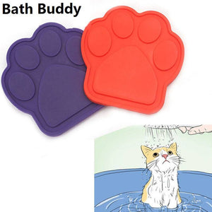 Dog Footprint Shape Silicone - shopaholicsonlyco