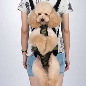 Adjustable Pet Carrier Backpack - shopaholicsonlyco