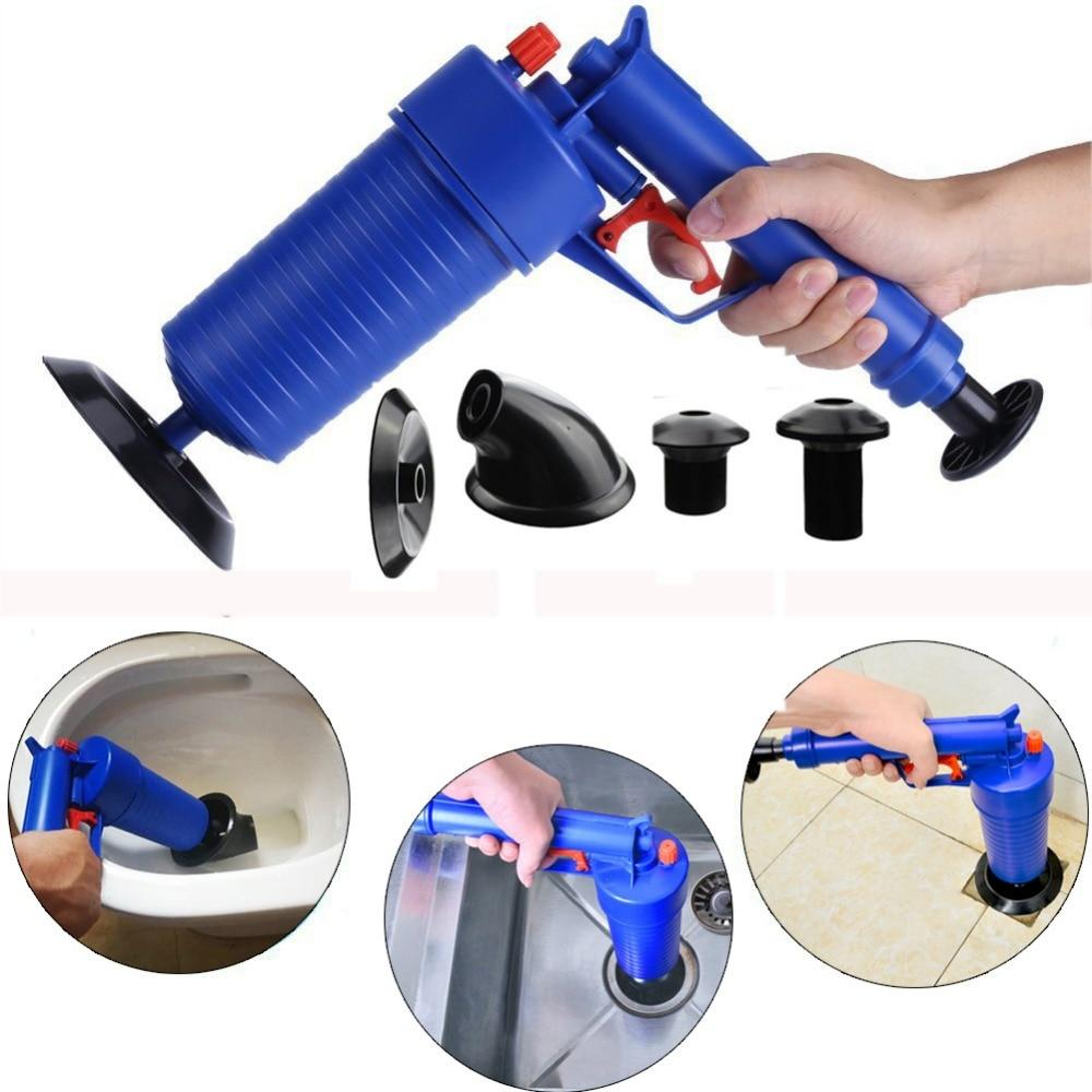 High Pressure Air Power Drain Cleaner - shopaholicsonlyco
