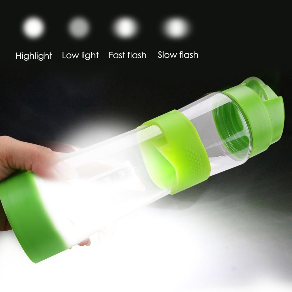 LED Sport Water Bottle - shopaholicsonlyco