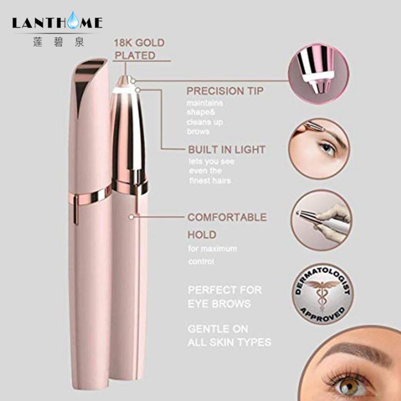 Eyebrow Hair Removal Pen - shopaholicsonlyco