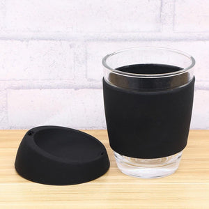 Glass Coffee Mug - shopaholicsonlyco