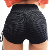 High Waisted Compression Short - shopaholicsonlyco