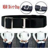Waist Belt Band Anti Non Slip Wrinkle Bandage - shopaholicsonlyco
