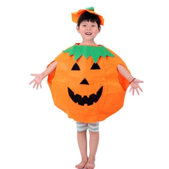 Unisex Cosplay Pumpkin Costume - shopaholicsonlyco