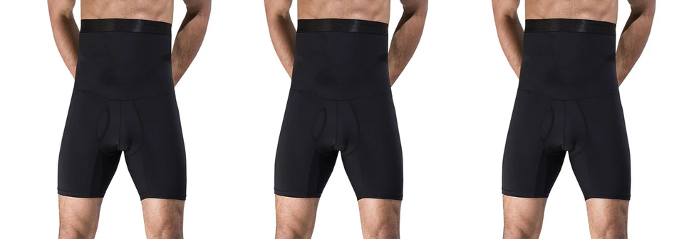 Men's Slimming Shorts 3-Pack - shopaholicsonlyco