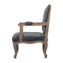 Load image into Gallery viewer, Yorky Velvet Armchair