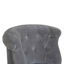 Load image into Gallery viewer, Arianna Velvet Occasional Chair