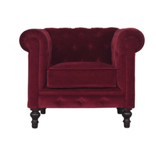 Load image into Gallery viewer, Timeless Chesterfield Armchair