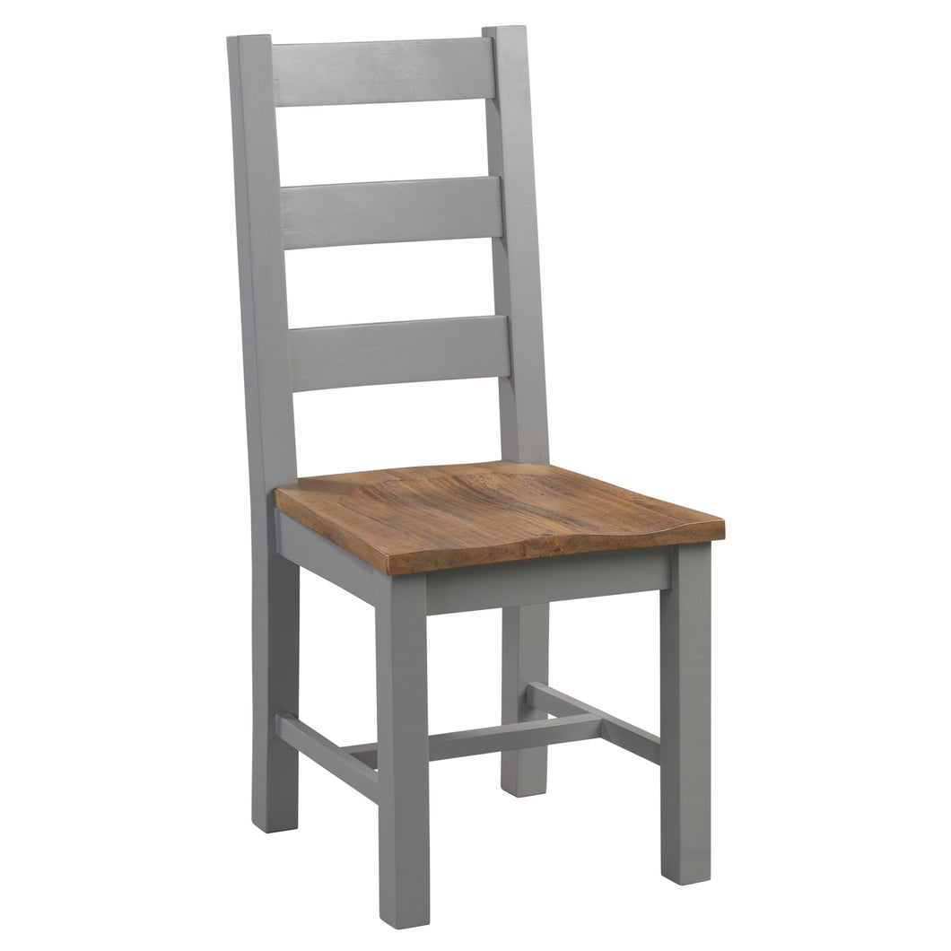 The Natural Pine Dining Chair