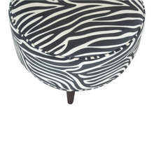 Load image into Gallery viewer, Gizela Velvet Footstool