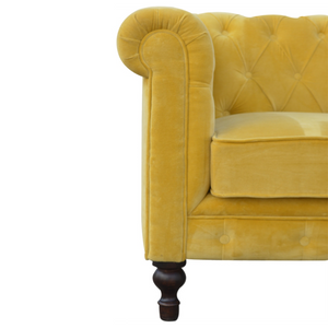 Timeless Chesterfield 2-Seater Sofa