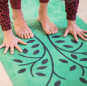 Packmat Earth: The most anti-slip foldable yoga mat