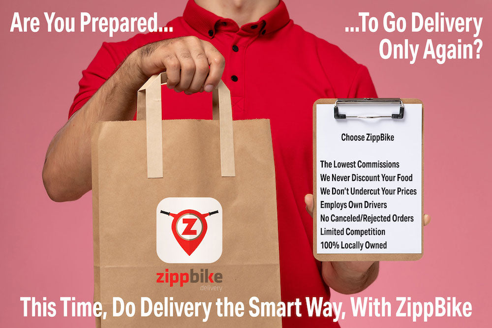 Why Choose ZIppBike for Your Restaurant's Food Delivery