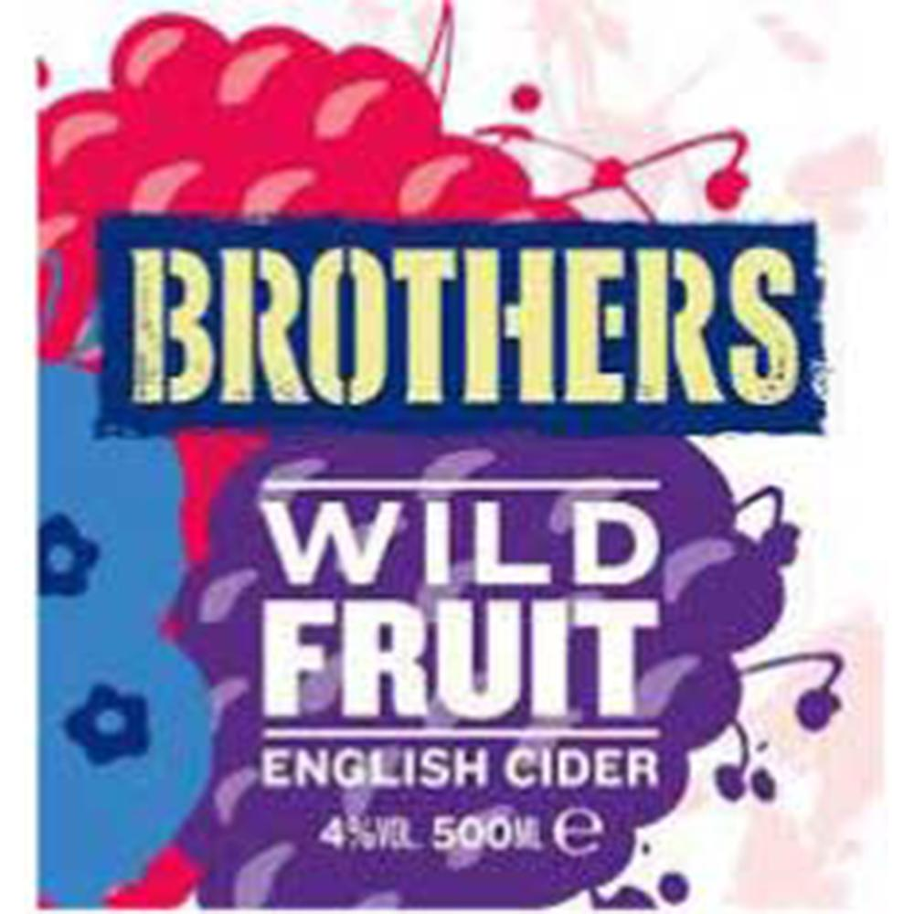 Brothers Wild Fruit