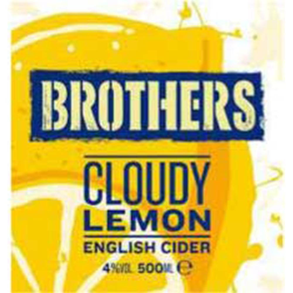 Brothers Cloudy Lemon
