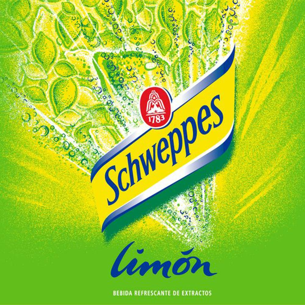 Schweppes Lemon Soda