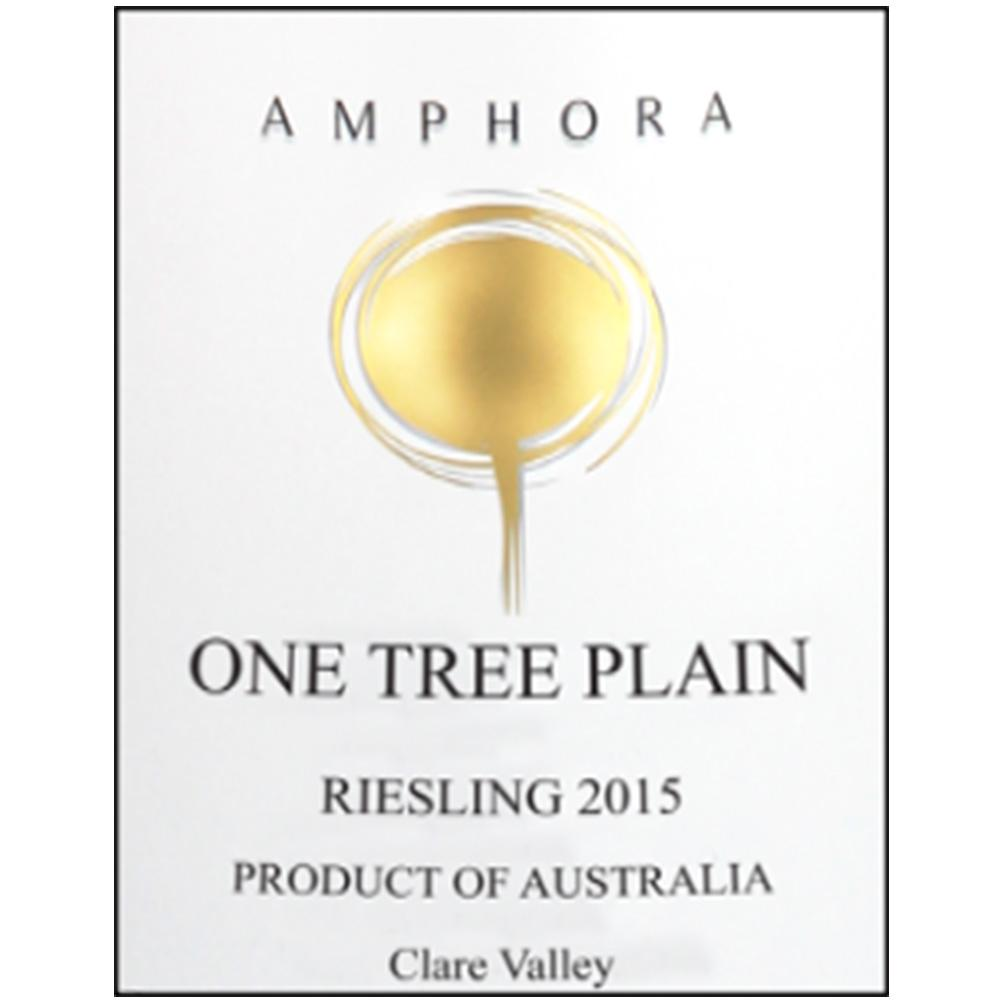 One Tree Plain Clare Valley Riesling 2015
