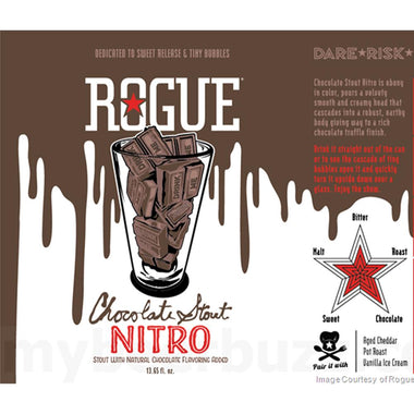 Chocolate Stout Nitro