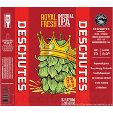 Royal Fresh Imperial IPA